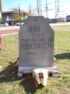 here lies